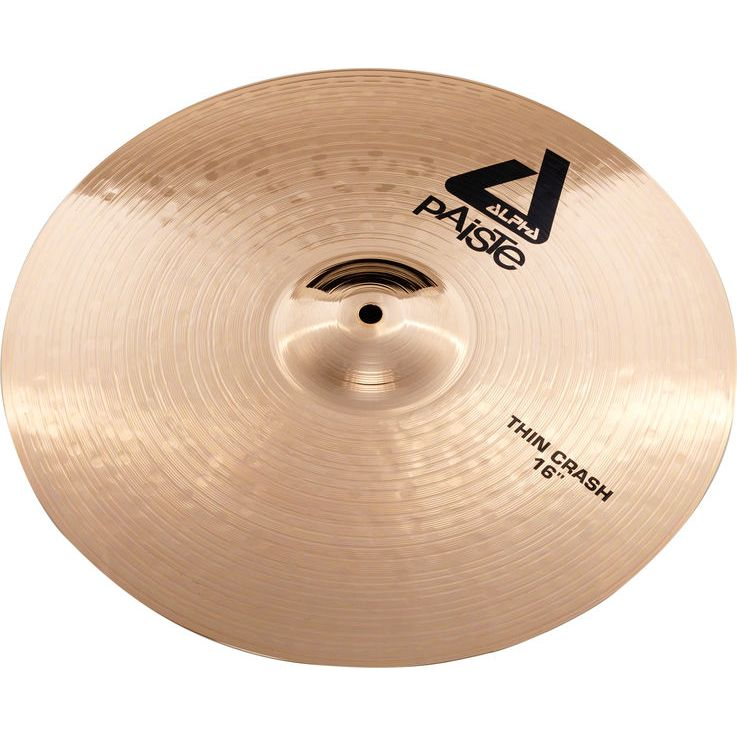 Paiste Alpha brillant