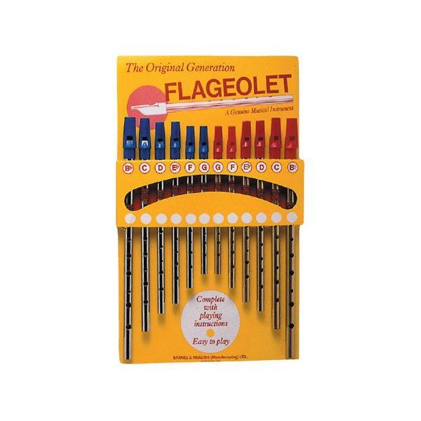 Flageolet (Flauta Irlandesa)