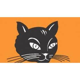 Clásica/flamenca Gato negro