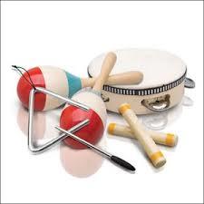 Pack percusión