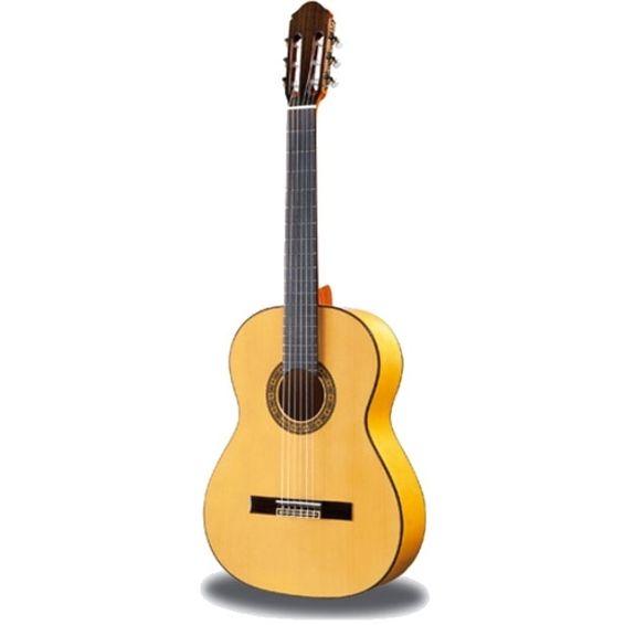 Guitarras flamencas amplificadas