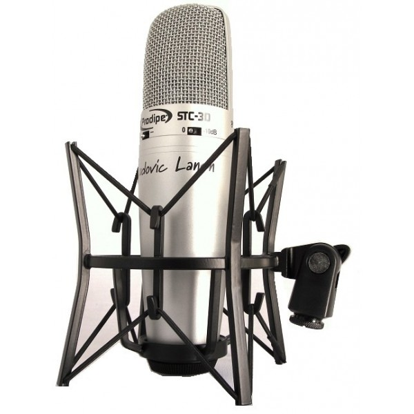 Microfonos de estudio