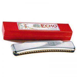 Hohner armonica Echo curvada 48