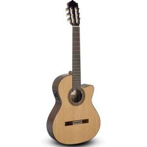 Paco Castillo guitarra clásica amplificada 222CE