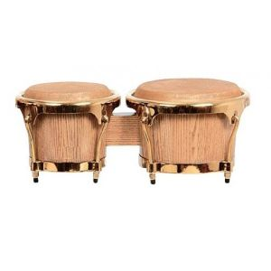 """Strong bongo 7,5""""+8,5"""" arce envejecido"""