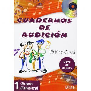 Cuadernos de Audición G.E. 1º