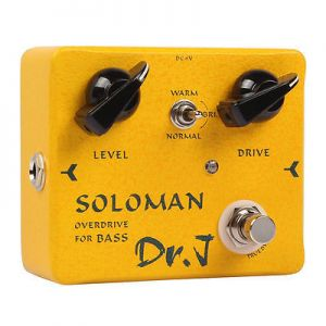 Joyo D52 Soloman bass overdrive