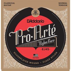 D´Addario Juego cuerdas clásica EJ45