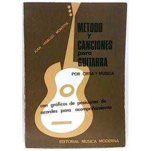 Metodo de guitarra Juan Hidalgo Montoya