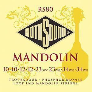 Rotosound Juego cuerdas Mandolina