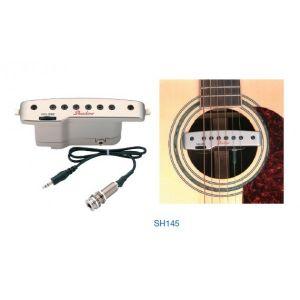 Pastilla activa boca guitarra acústica