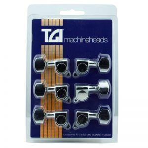 Clavijero guitarra acústica/eléctrica