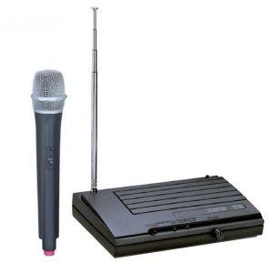 Leem Micro inalambrico VHF-18