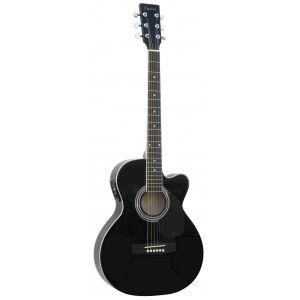 Guitarra Electroacústica Mini Jumbo Daytona A401