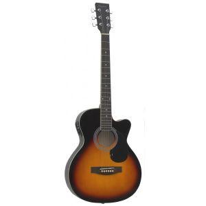 Daytona guitarra electroacústica A401CE