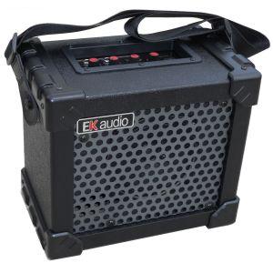 Amplificador Acústica EK Audio Portátil
