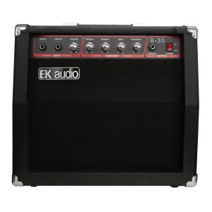 Amplificador Bajo Eléctrico EK Audio B30