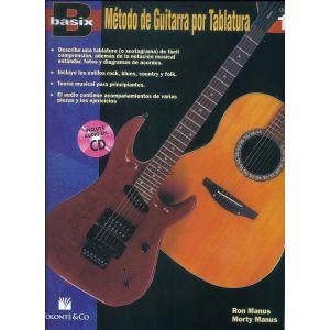 Metodo de guitarra Basix Vol.1