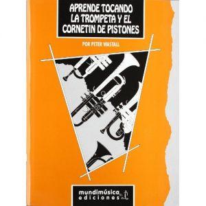 Aprende tocando la trompeta y el cornetin de pistones