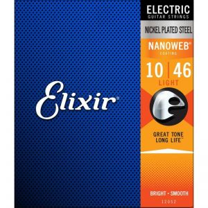 Elixir Cuerdas guitarra eléctrica