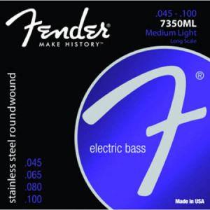 Fender cuerdas bajo eléctrico