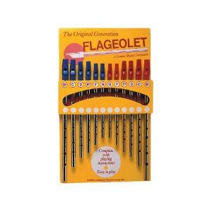 Flageolet (flautas irlandesas)