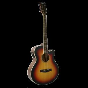 Guitarra Electroacústica  Daytona Mini Jumbo