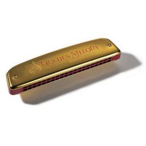 Hohner ármonica Golden Melody