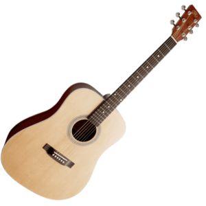 Guitarra acustica SX