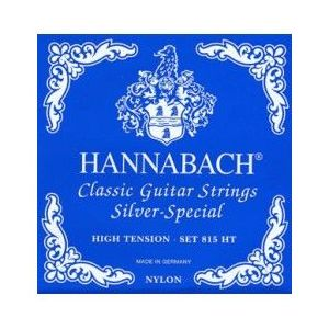 Hannabach cuerdas nylon guitarra clásica