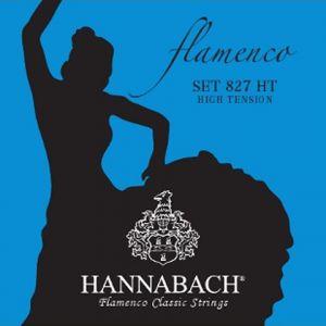 Hannabach cuerdas nylon guitarra flamenca