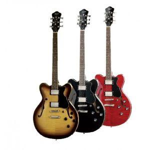 Guitarra Eléctrica Semiacústica Höfner