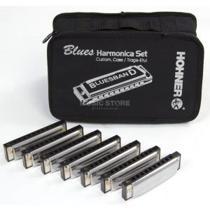 Hohner Armónica Blues Set