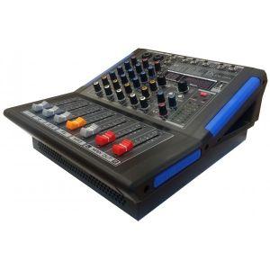 Mesa Mezcla Amplificada EK Audio KW04A