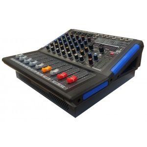 Mesa Mezcla Amplificada EK Audio KW06A