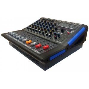 Mesa Mezcla Amplificada EK Audio KW08A