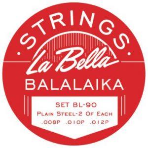 Juego cuerdas Balalaika