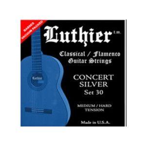 Luthier Juego cuerdas nylon Set 30
