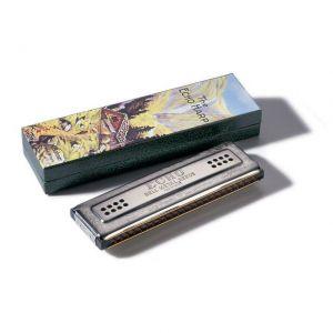 Hohner armonica Echo Harp doble Do/Sol 56/96