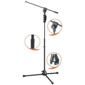 Pie micrófono jirafa profesional EK Audio