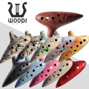 Ocarina Woodi USA