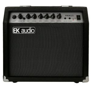 Amplificador Guitarra Eléctrica EK audio PAN15