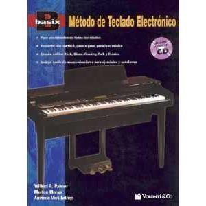 Metodo de teclado electrónico Basix