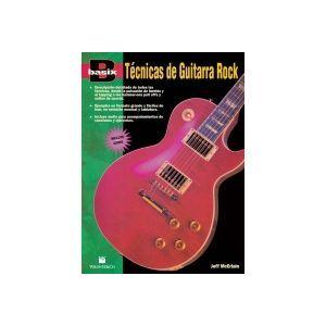 Tecnicas de guitarra Rock Basix