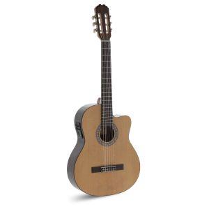 Guitarra Admira Sara Amplificada