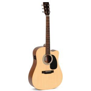 Guitarra Electroacústica Sigma DMC STE