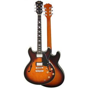 Guitarra Eléctrica Semiacústica Aria
