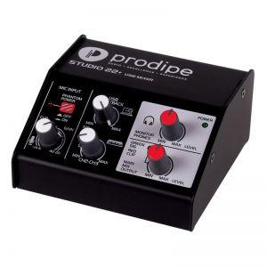 Tarjeta de sonido Prodipe Studio 22 Plus