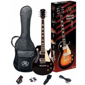 Pack guitarra eléctrica tipo LP
